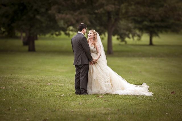 Svatba na jednom místě. Je to výhoda nebo nevýhoda?